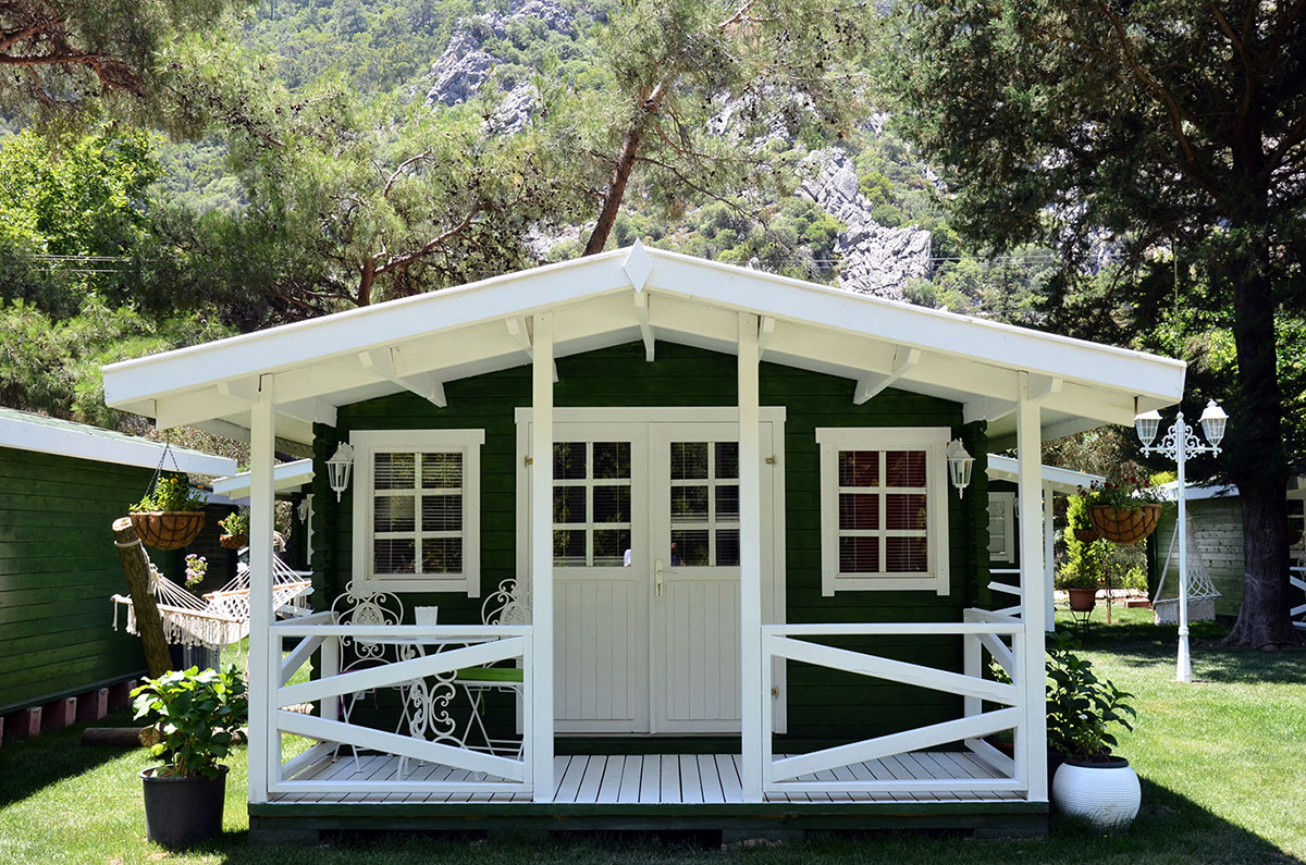 Lukkies Lodge Çıralı Bungalow